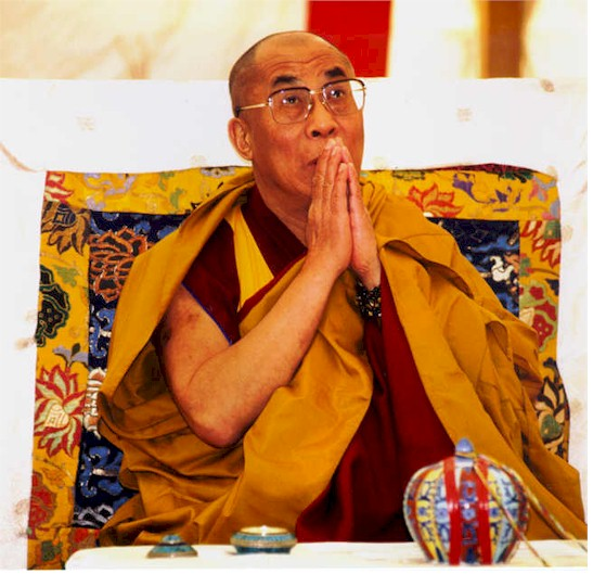 14th Dalai Lama of Tibet